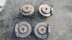 Тормозная система. Subaru Impreza, GDB, GRB, GRF, GVB, GVF Subaru Impreza WRX STI, GDB, GRF, GVB, GVF Двигатели: EJ20, EJ201, EJ203, EJ204, EJ205, EJ2...