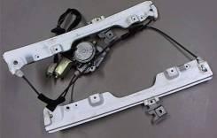 Стеклоподъемный механизм. Nissan Murano, PZ50, Z50, TZ50, PNZ50 Двигатели: VQ35DE, QR25DE