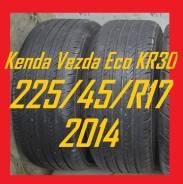 Kenda Vezda Eco KR30. Летние, 2014 год, 10%, 2 шт