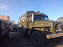 Урал 4320. вахтовка, 12 000 куб. см., 10 000 кг.