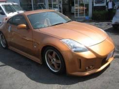 Nissan Fairlady Z. автомат, задний, бензин, б/п, нет птс. Под заказ
