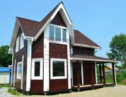 Строительство деревянных домов и бань из профилированного бруса