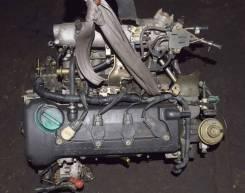 Двигатель в сборе. Nissan Wingroad Nissan Sunny, B15 Двигатели: QG15DE, QG15DELEV