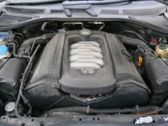 Двигатель AXQ Volkswagen Touareg 4,2L в Новокузнецке