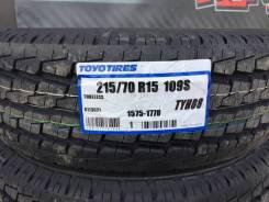 Toyo H08. Летние, 2017 год, без износа, 4 шт