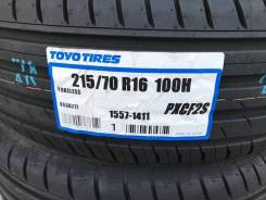 Toyo Proxes CF2 SUV. Летние, 2017 год, без износа, 4 шт