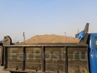 Доставим зилком плодородную землю, песок, навоз для сада и огорода
