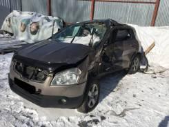 Nissan Qashqai. ПТС 2007