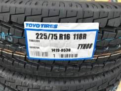Toyo H08. Летние, 2017 год, без износа, 1 шт