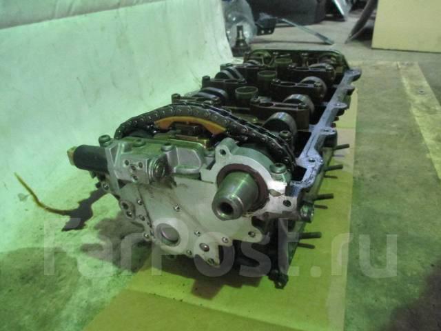 Головка блока цилиндров. Audi: Coupe, A8, A5, A7, Quattro, Q7, A6, S5 Двигатель BFM