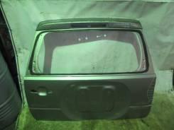 Дверь багажника Suzuki Grand Vitara 2005-2015 (БЕЗ Стекла 6910065830). Suzuki Escudo, TA74W, TD54W, TD94W Suzuki Grand Vitara