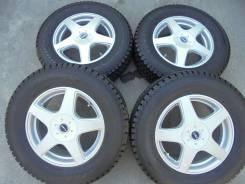 Bridgestone. 6.5x16, 5x100.00, 5x114.30, ET48