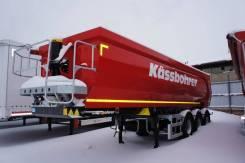 Kassbohrer. DL самосвальный полуприцеп 22 м3, 32 600кг.