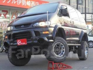 Mitsubishi Delica. автомат, 4wd, 3.0, бензин, 104 660тыс. км, б/п, нет птс. Под заказ