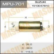 Бензонасос MASUMA, с фильтром сеткой MPU-001. Suzuki V=1600 MPU-701
