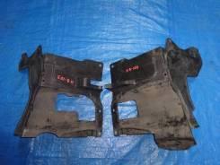 Защита двигателя SUBARU R2, левый