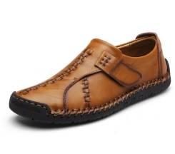 Продам ботинки сделаны как мокасины , отличные кожа. 43