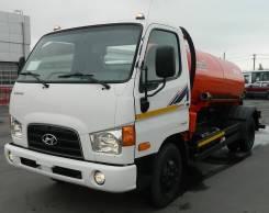 Hyundai HD78. Вакуумная машина КО-522Г на шасси Hyundai HD-78 объем 4 м3. в Иркутске, 3 933куб. см. Под заказ