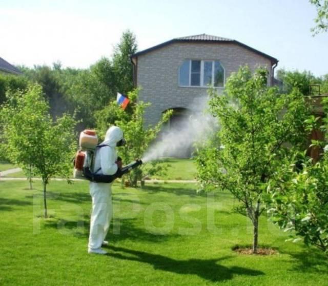 Уничтожение насекомых! тараканы, клопы, грызуны, клещи Гарантия! Договор