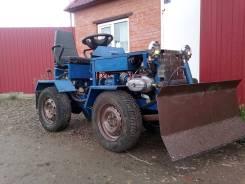 Самодельная модель. Самодельный трактор, 16 л.с.