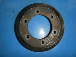 Тормозной диск, барабан MMC CANTER, задний