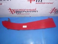 Накладка боковая TOYOTA MR-2, левый, задний