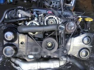 Двигатель в сборе. Subaru Legacy B4, BL5 Двигатели: EZ204, EJ203, EJ204, EJ202, EJ20X, EJ20