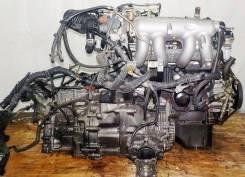 Двигатель в сборе. Nissan Avenir Nissan AD Nissan Sunny Двигатели: QG18DE, QG18DEN, QG18DD