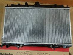 Радиатор охлаждения двигателя. Nissan: Wingroad, Bluebird Sylphy, Sentra, Primera, AD, Pulsar, Sunny, Almera Двигатели: QG13DE, QG15DE, QG18DE, QG16DE