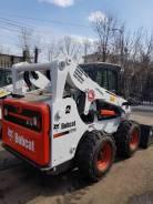 Bobcat S770. Погрузчик в Иркутске, 1 500 кг.