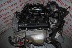 Двигатель в сборе. Nissan: Wingroad, Liberty, Teana, X-Trail, Serena, Avenir, Primera, AD, Prairie Двигатель QR20DE