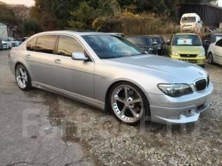 BMW 7-Series. автомат, задний, 4.8, бензин, б/п, нет птс. Под заказ