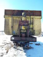 WACKENHUT SK 22M1, 1984. Продам полуприцеп самосвал, 30 000 кг.