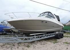 Searay Sundancer. 2007 год год, длина 9,47м., двигатель стационарный, 520,00л.с., бензин