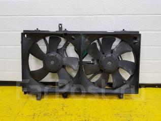 Вентилятор охлаждения радиатора. Subaru Forester, SG5 Двигатель EJ20