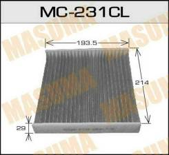 Салонный фильтр AC-108E MASUMA угольный (1/40) MC-231CL