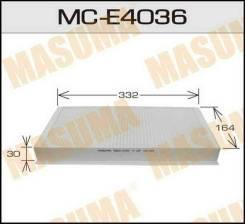 Салонный фильтр AC0136 MASUMA OPEL/ CORSA/ V1300, V1600, V1800 00-06 (1/40) MC-E4036