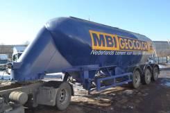 LAG. Полуприцеп цистерна для сыпучих грузов , 36 500 кг.