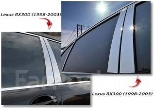 Накладка на стойку. Lexus RX300, MCU10, MCU15 Двигатель 1MZFE