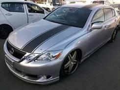 Lexus GS350. GRS191, 2GR