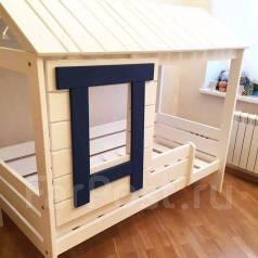 Кровати детские массив, ДСП, детская мебель от ДревоЛад
