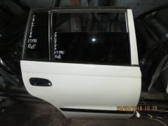 Дверь задняя правая Toyota Caldina ET196 5E-FE