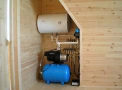 Монтаж систем водоснабжения.