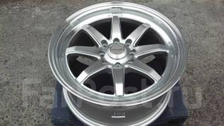"""Sakura Wheels. 7.0x15"""", 4x100.00, 4x114.30, ET30, ЦО 73,1мм."""