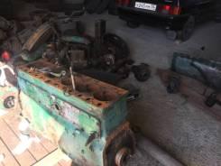 Головка блока цилиндров. Scania