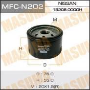 Масляный фильтр C0001 MASUMA LHD NISSAN/ QASHQAI 06-07 MFC-N202