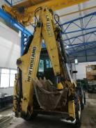 New Holland LB. Продам экскаватор погрузчик 115B, 1,20куб. м.