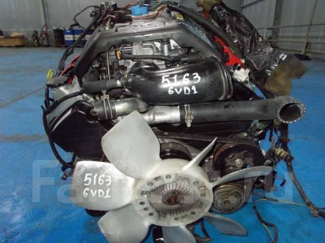 Двигатель Isuzu, 6VD1 | Установка | Гарантия до 100 дней