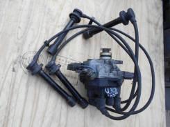 Трамблер с проводами контрактный U30. Nissan Presage, U30 Двигатель KA24DE