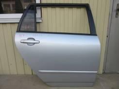 Дверь правая задняя Toyota Corolla Fielder, NZE121/ZZE122,1NZFE/1ZZFE